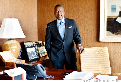 Bob Johnson moves beyond BET