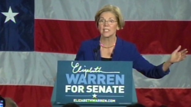 Sen. Warren: Wall Street's worst nightmare