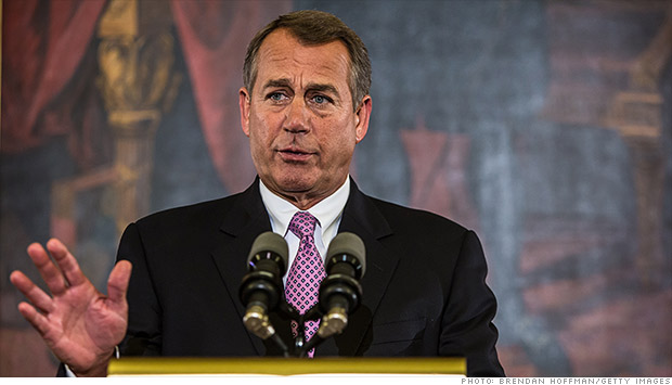 john boehner news conference
