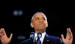 What Obama's win means for fiscal cliff