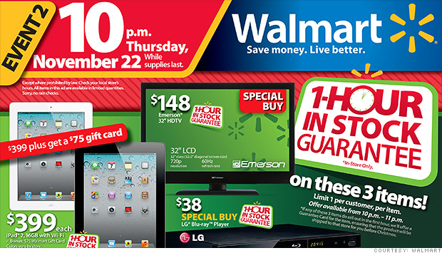 walmart black friday circular