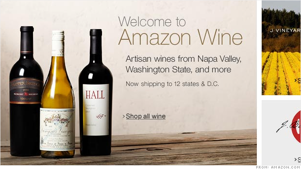 amazon wine