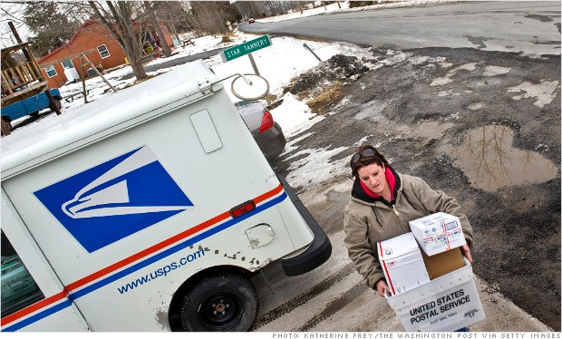 usps holiday forecast