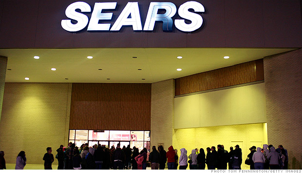 sears crowd