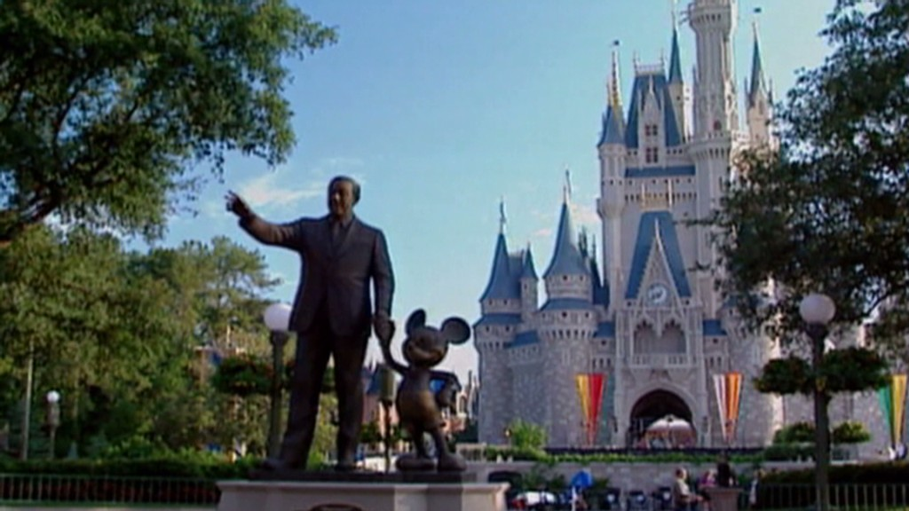 Disney's world is still wonderful