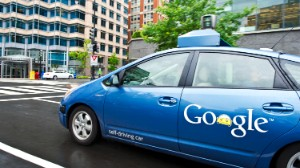 Google: Human drivers are the problem