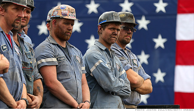coal miners