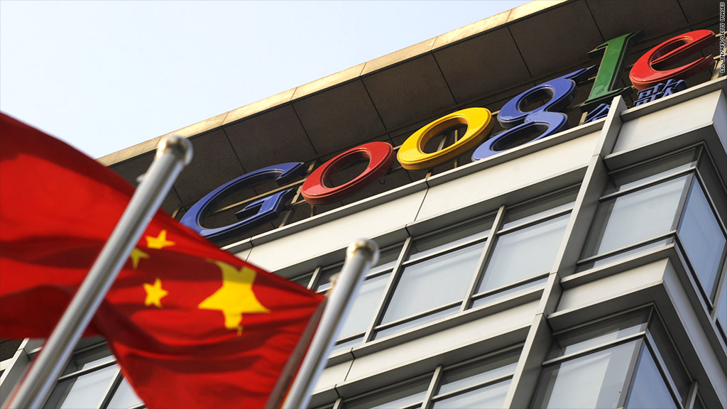 Why is Google Blocked in China?