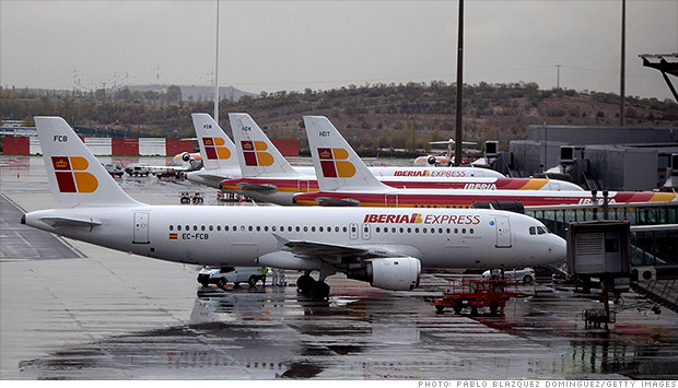 iberia airlines