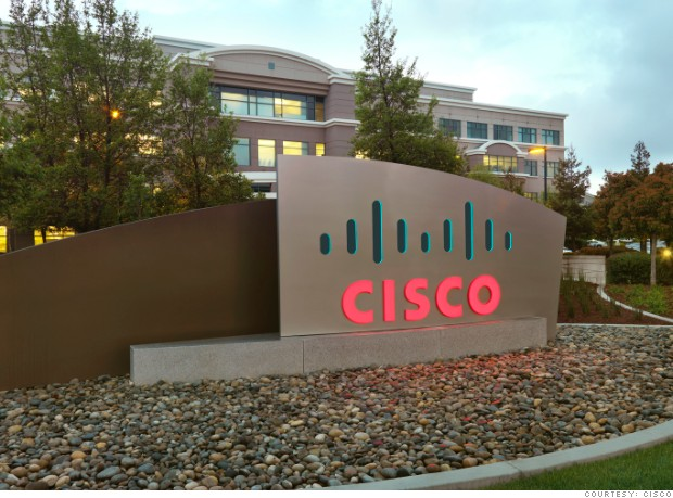 best global companies cisco