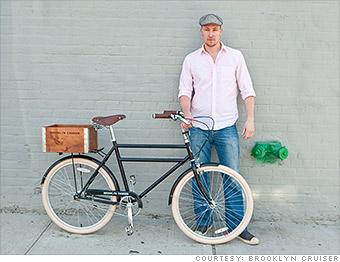gallery bike companies brooklyn cruiser