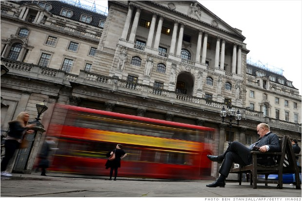 bank of england uk economy