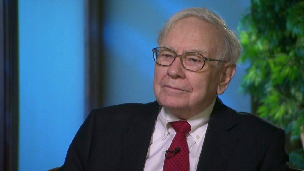 Buffett: Fiscal cliff won't 'torpedo' economy