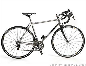 gallery bike companies delorean
