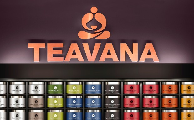 teavana wall