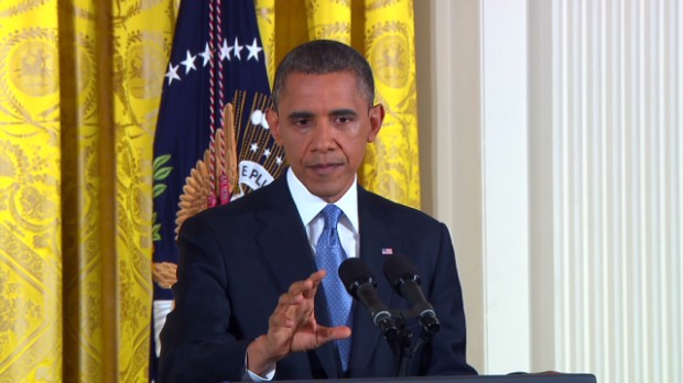 Obama on taxes in 90 seconds