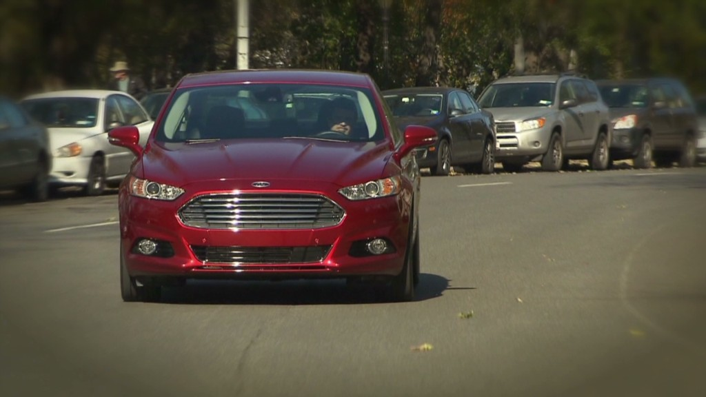Ford Fusion: Green Car of the Year