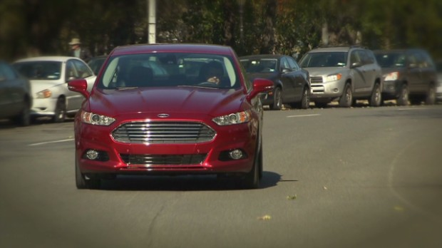 Ford Fusion: No really, that's a Ford
