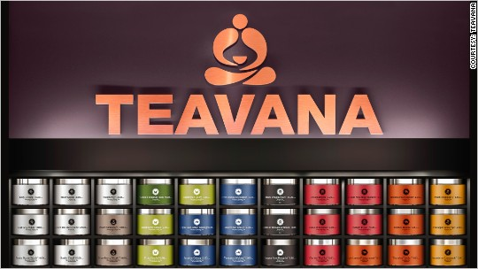 Starbucks to close down all Teavana locations, impacting 3,300 jobs