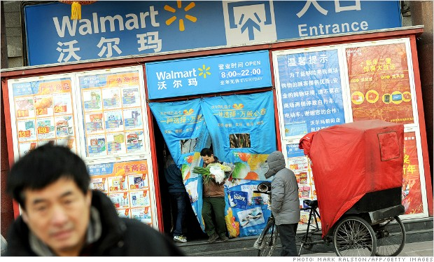 walmart china bribery