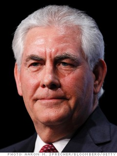 bpoy rex tillerson