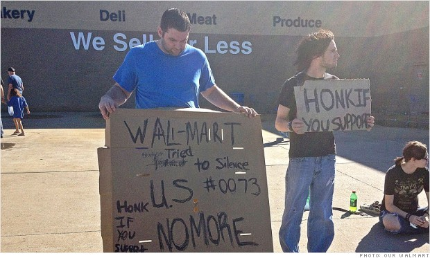 gallery walmart strike jeff