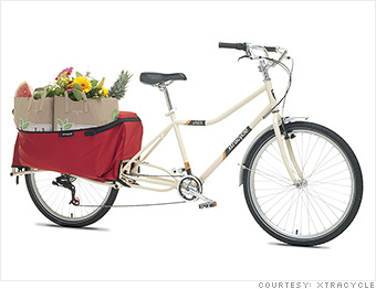 gallery bike companies xtracycle