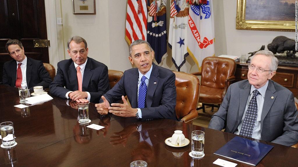 obama boehner fiscal