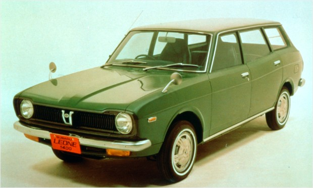 subaru 1971 leone