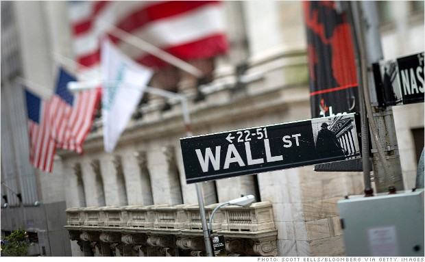 shadow banking wall street