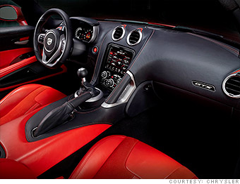 gallery 2013 srt viper interior
