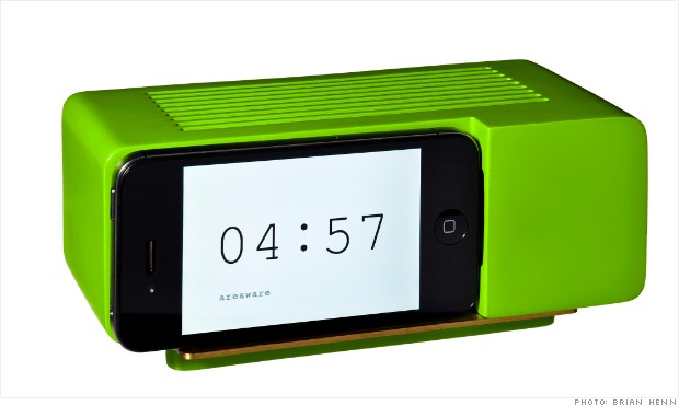 gift guide iphone alarm clock