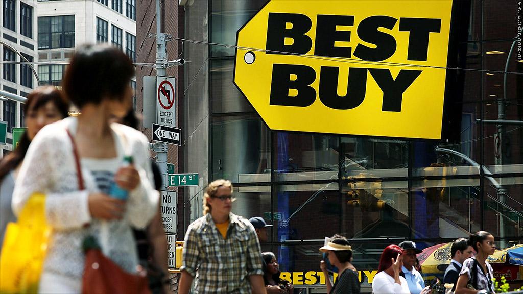 best buy earnings