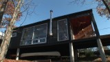 'My shipping container dream home'