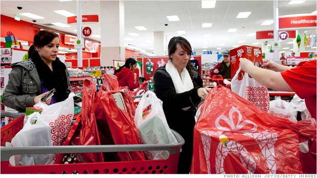 black friday target bags