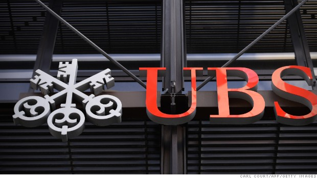 ubs fine