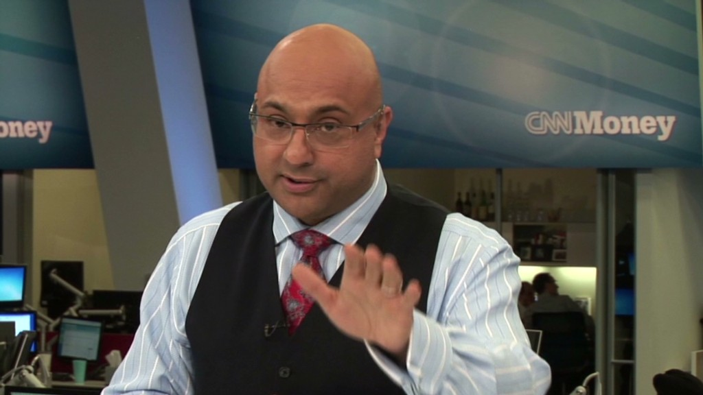 Velshi: Why you're confident