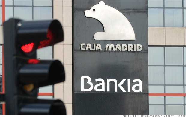bankia bailout
