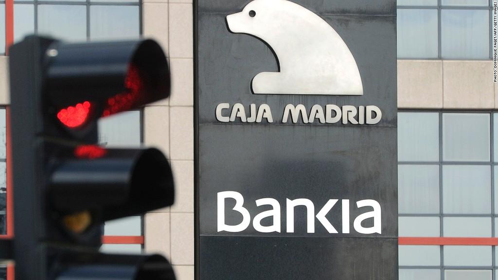 bankia bailout