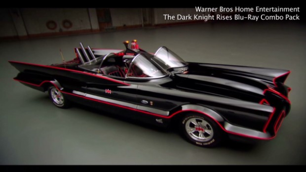 Original Batmobile for sale
