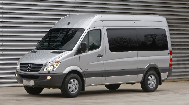 mercedes sprinter
