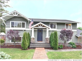 Bellevue Wash American Dream Homes Prices In 9 Cities
