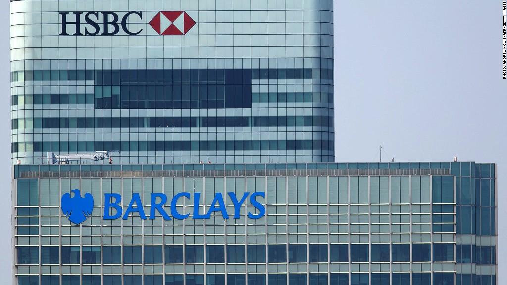 barclays hsbc uk banks capital