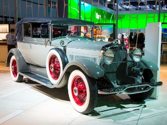 1929 lincoln l dietrich convertible coupe seven classic for Ford motor company pension calculator