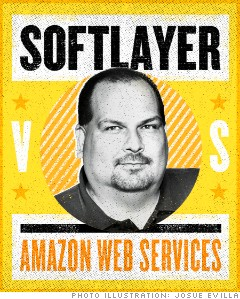 softlayer vs amazon web services