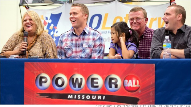 powerball winner missouri