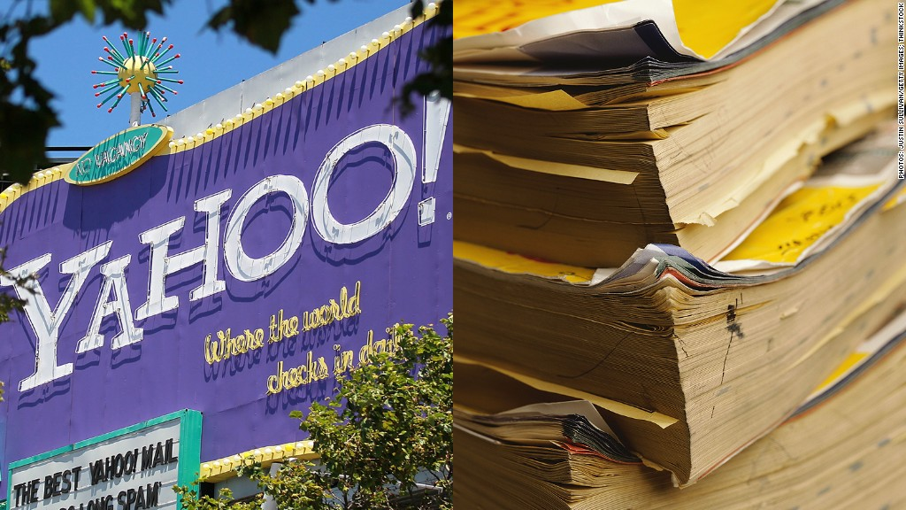 yahoo yellow pages lawsuit mexico
