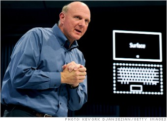gallery tech ceos steve ballmer