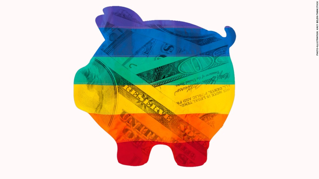 Gay Piggy Bank