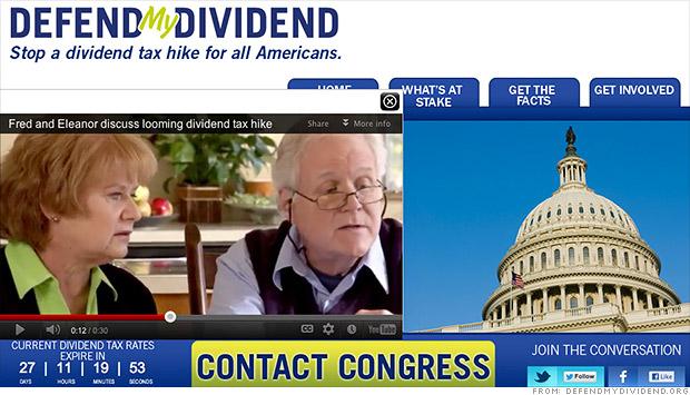 defend dividend